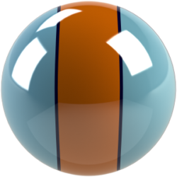 Gulf Oil (Official Licensed Livery)